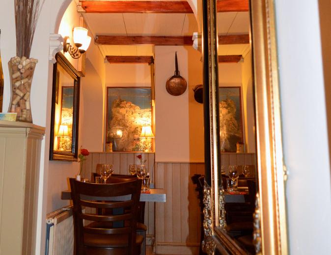Italia Nostra Restaurant in Norwich
